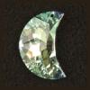 Crystal (Bermuda Blue Aurora Borealis)